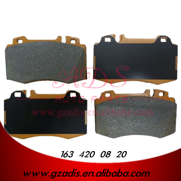 FOR <strong>W163</strong>/ML350 OEM BRAKE PAD FOR MERCEDES BENZ OEM: 163 420 08 20