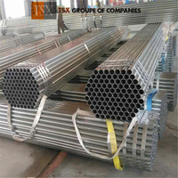 TSX-GI012 China Trade Assurance Manufacturer hot dipped galvanized rigid steel conduit pipe