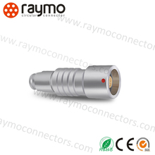K series lemos compatible 6 pin female connector PHG.1K.306 waterproof connector