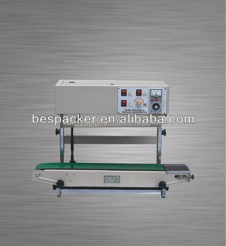 FR-900LW Vertical&Horizontal Multi-function Plastic Film Sealer /Continuous Band Sealing Machine
