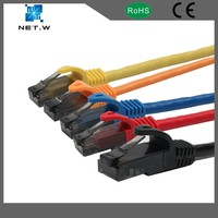 nexans cat6 patch cord