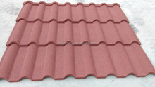 Steel Roof tile- roofing tile picture Heritage stone coated metal roofing Sheet
