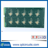 6 Layers Q&D Circuits electronic circuit board parts