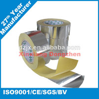 80 micron aluminum foil tape used for air conditioner made in China