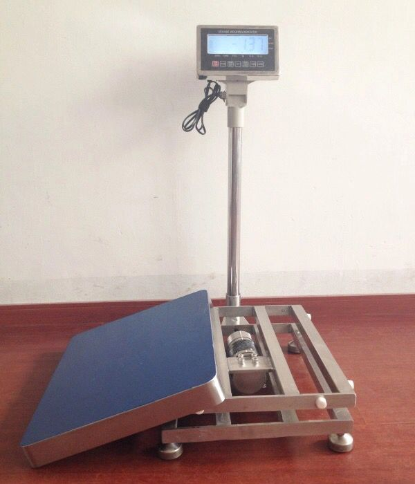 High Quality Stainless Steel Electronic Weight <strong>Scales</strong> 150kg with Waterproof Platform