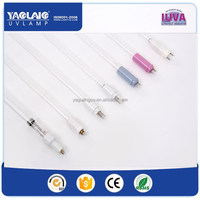 Single pin 4 pin G5 G13 Quartz UV Instant Start Germicidal Lamps for air sterilization