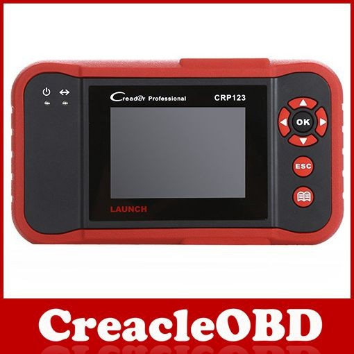 2015 New Launch CRP123 Launch CReader Professional 123 Powerful DIY Cars Diagnostic Tool
