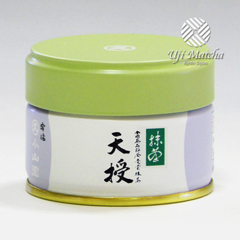 Marukyu Koyamaen TENJYU 20g tin Kyoto Uji Matcha Japan's top-grade brand matcha for tea ceremonies