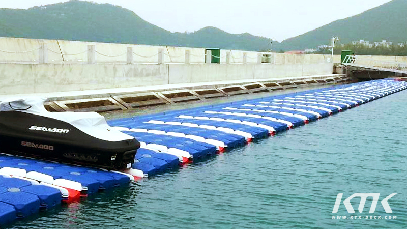 floating dock prices