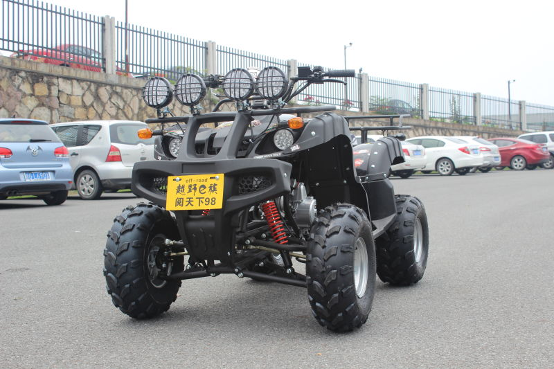The new 2017 shaft driving cross-country motorcycle 250cc four-wheel atv