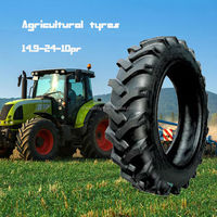 14.9-24-10pr bias agricultural tires for tractor drive wheels