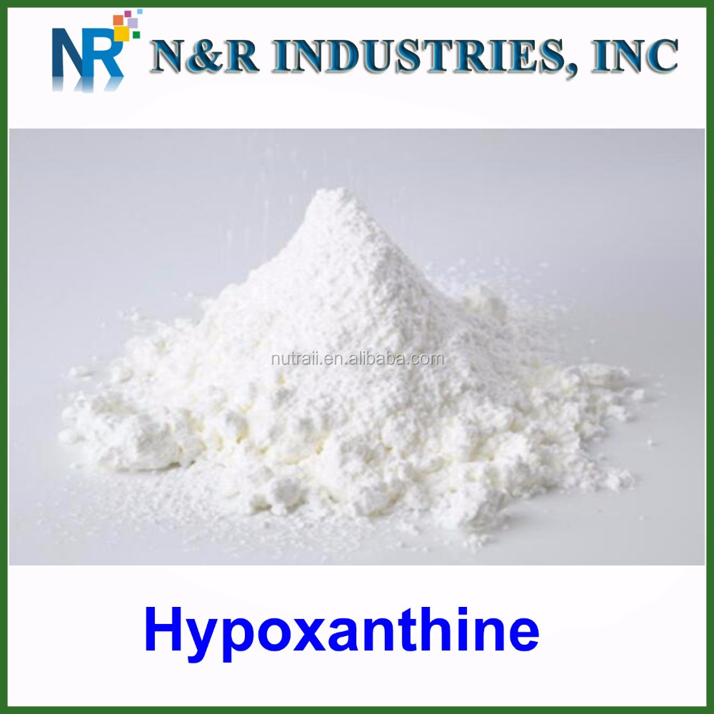 Pharmaceutical raw material 6-Hydroxypurine/CAS: 68-94-0/ Hypoxanthine