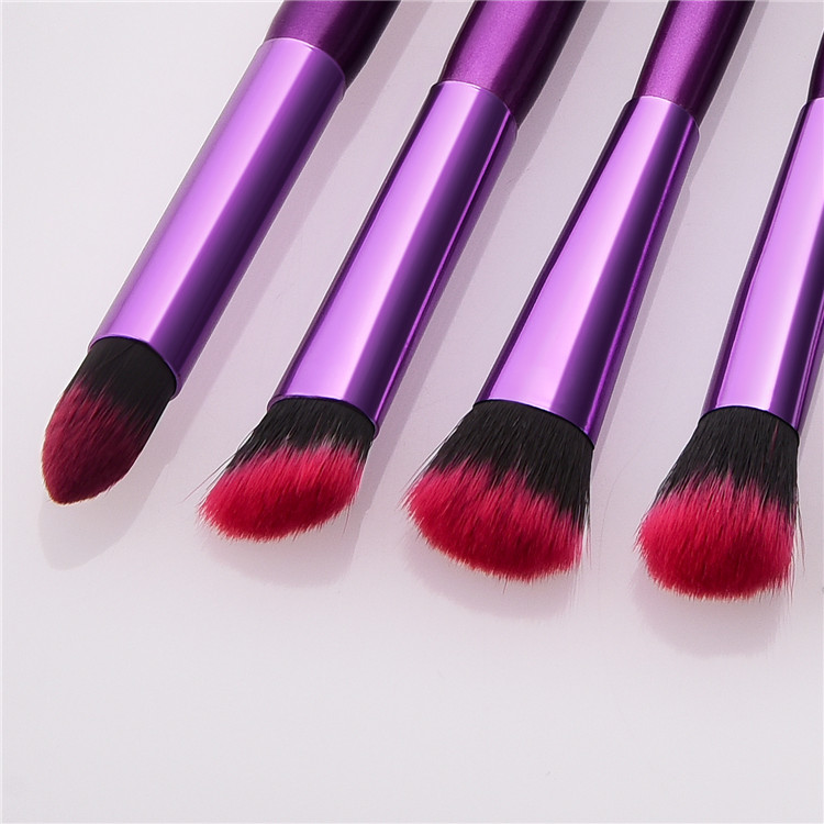 6 PCS Custom Logo Hot Selling Makeup Brush