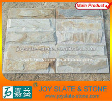 Stone slate felt wall covering/alternative wall coverings
