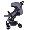 One Hand Travel Strollers Babies Portable Pram EN1888