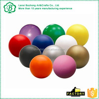 Best sale fashion products magnet stress ball, pu foam stress ball, cheap stress balls
