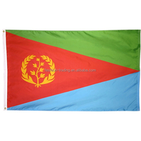 3*5 feet promotion Design top sell Eritrea national flag