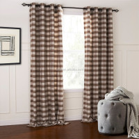 China Supplier Flame Retardant 3 Pass Hotel Blackout Curtain Lining Fabric