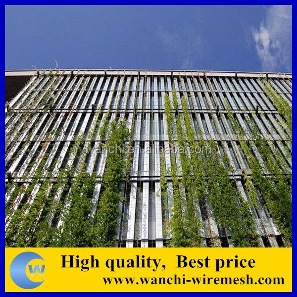 low price 7*19 rope mesh windows fencing for safety protect/building facade metal rope mesh cable(factory)