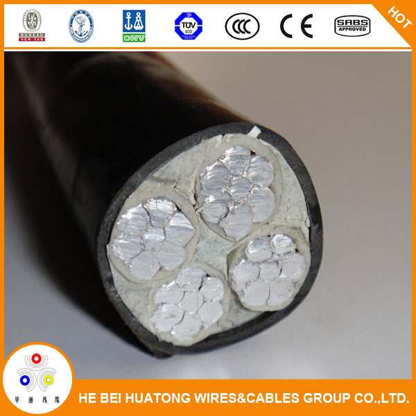 Low voltage power cable 0.6/1KV 300mm2 PVC insulated and PVC sheathed cables