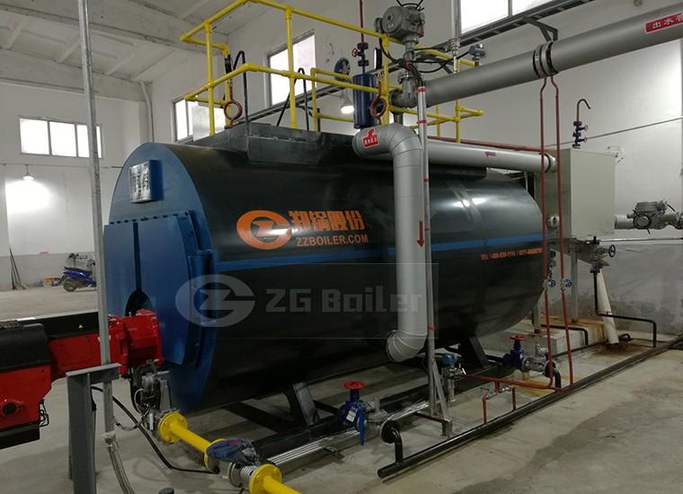5 ton gas steam boiler | Steam boiler, Steam generator