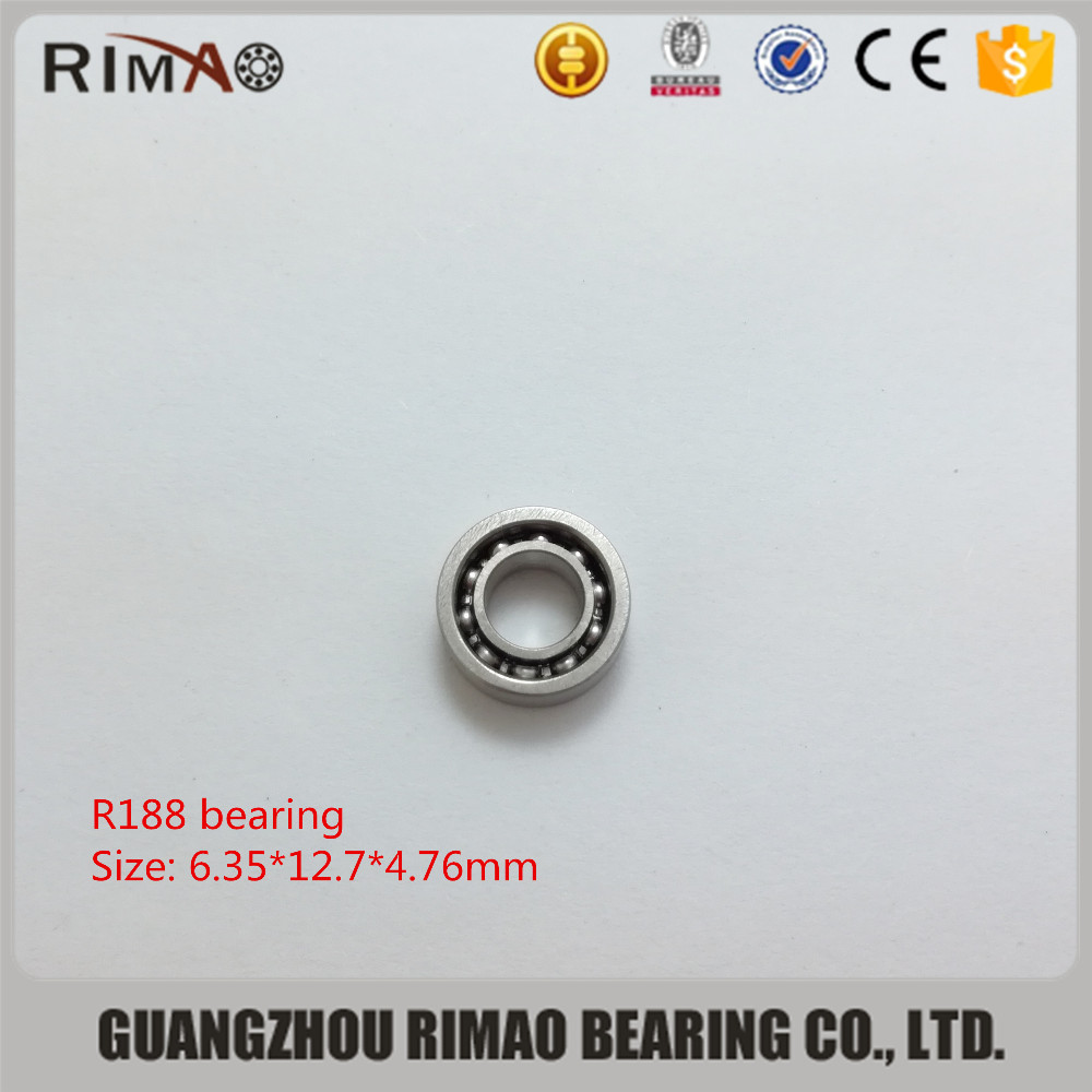 R188 ceramic bearing fidget spinner bearing hybrid ceramic full ceramic bearing