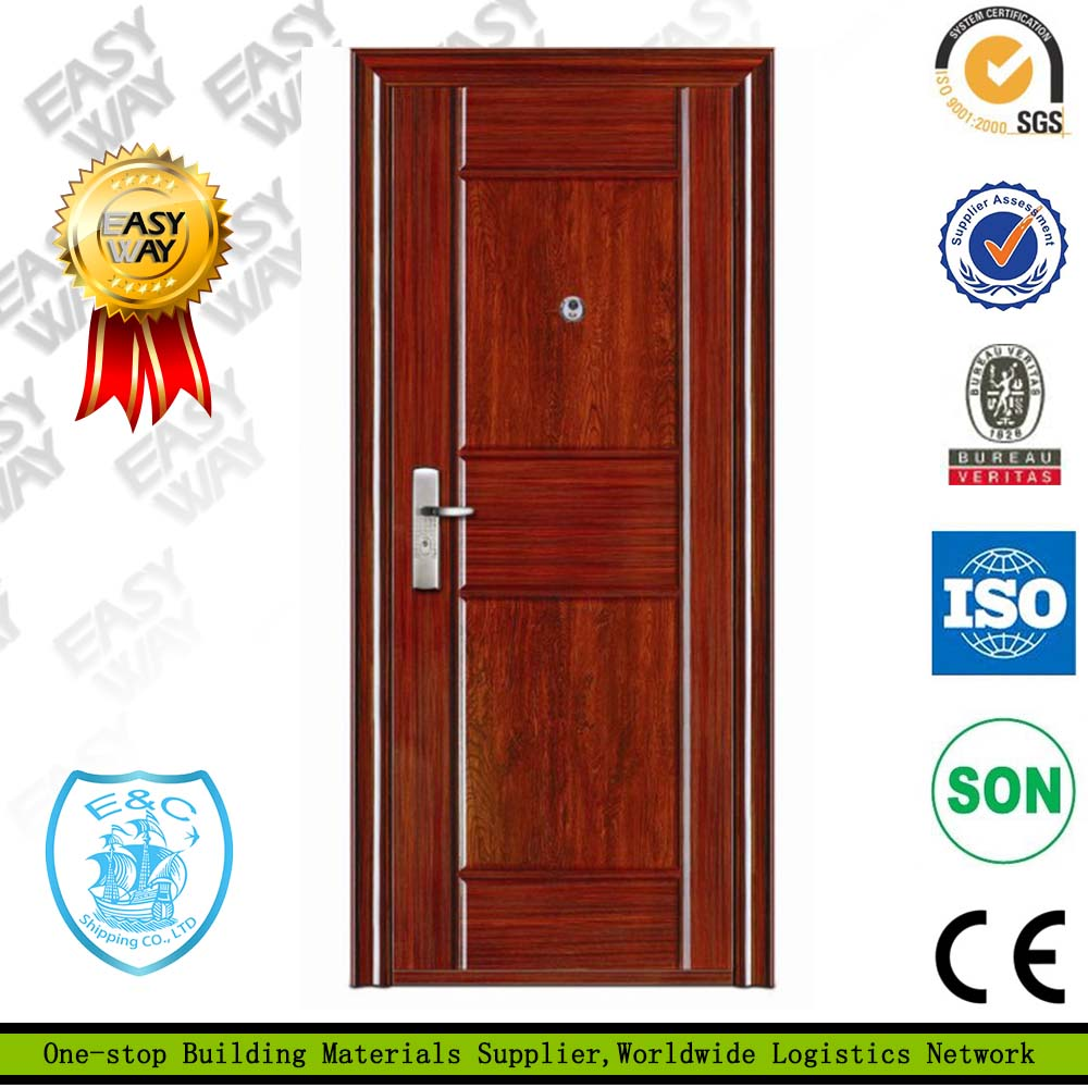 automatic metal door skin