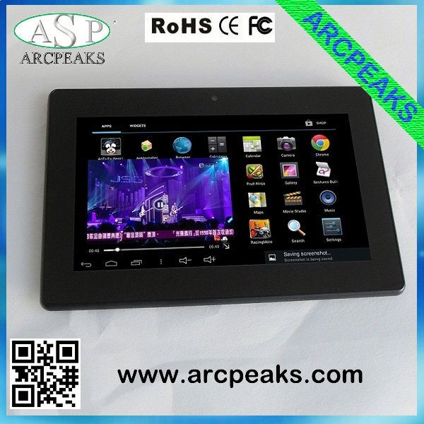 7inch RK3066 second hand tablet pc