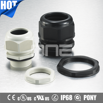 UL Approved PG16 Nylon Cable Gland