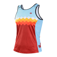 MONTON Custom Sport Clothes Running Shirt Singlet