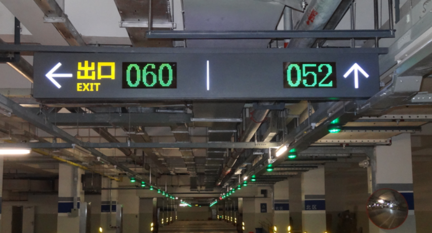 Car Parking  Guidance and Information System