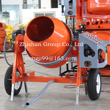 CMH280(CMH50-CMH800) Portable Electric Gasoline Diesel Cement Mixer Best Price 280L