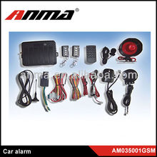 Hot sales best quality for two way car alarm b9