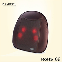 Ultrathin Kneading Chair Massage Cushion with Heat