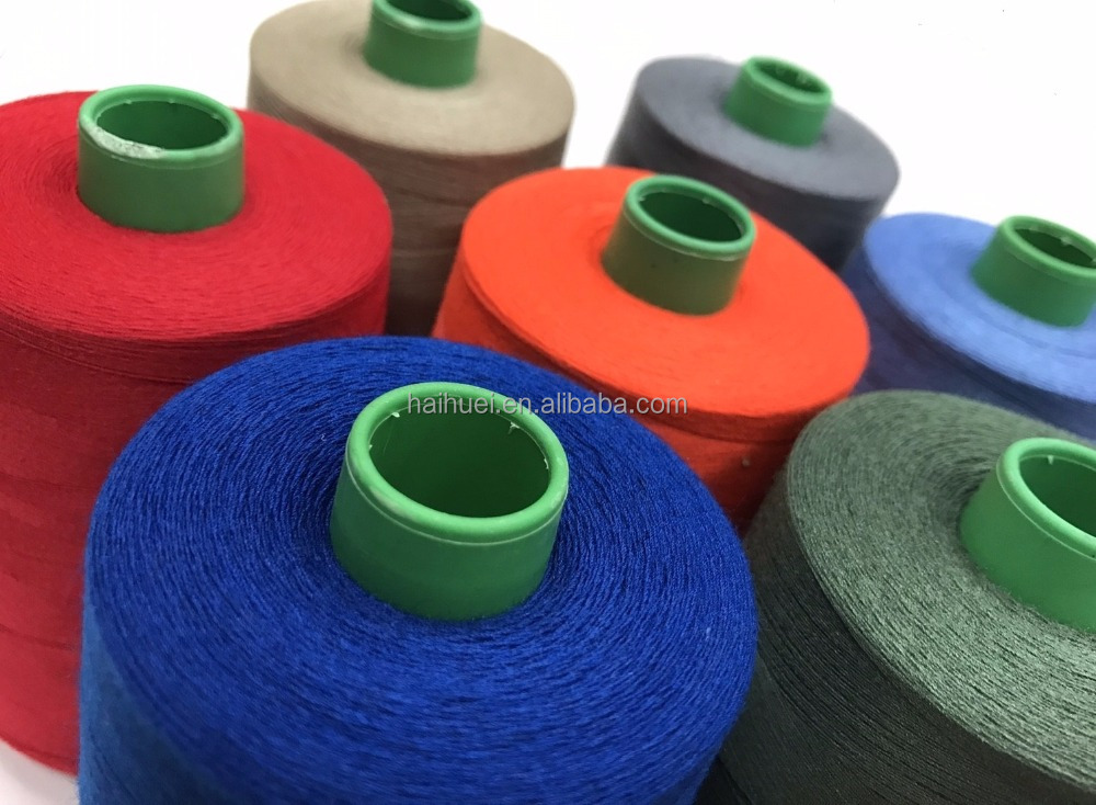 Aramid Spun Sewing Thread made of DuPont Nomex IIIA