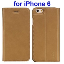 Alibaba China HOCO Luxury Series leather case for iPhone 6