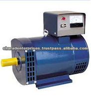 100 KVA THREE PHASE BRUSHLESS AC ALTERNATOR