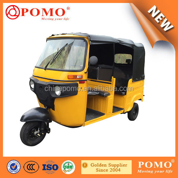 High Performance Passenger Motorized Tricycle, 6 Passenger Three Wheel Motorcycle, Tuc Tuc For Sale