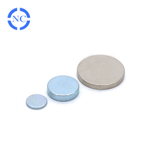 multi size round disc high power neodymium magnet for company