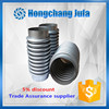 dn100 pn16 reinforced concrete expansion joint stainless bellows