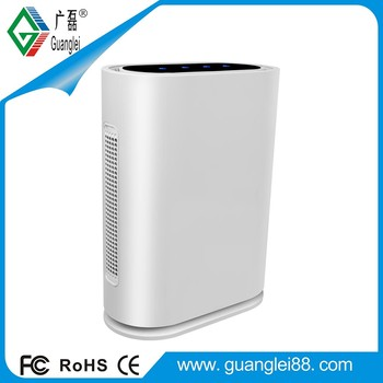 Mini Auto home Fresh Air Purifier Oxygen Bar Ionizer