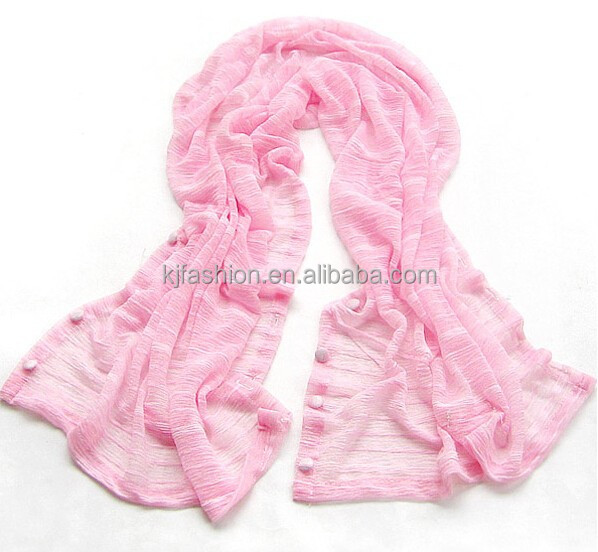 New product summer dress unti-UV sunscreen scarf multi-function shawl with sleeve wrap