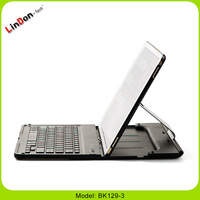 2015 New 360 Rotating Bluetooth Keyboard Case For iPad Pro BK129-3
