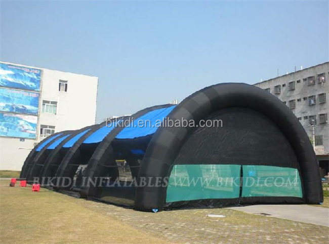 2015 popular inflatable paintball field for sale /inflatable paintball bunkers K5018