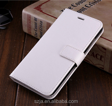 Custom flip leather case for samsung GALAXY Xcover 4 Three anti-cell phone holster with Card slot stand