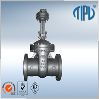 weight stem gate valve