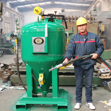 Vaccum sand blasting machine, Fleet Vehicle Stripping HL1500 Vapor Abrasive Blasting Equipment