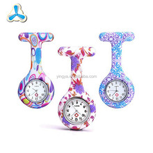 Wholesale gifts silicone nurse watch,watch for nurse job