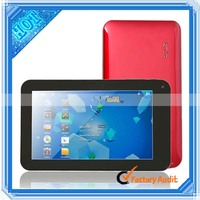 "Hot Vatop windows 7"" Android 4.0 512MB/DDR3 4GB 5-Point Capacitive Screen Tablet PC Red"
