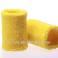 High quality ultimate wholesale wrist sweatband